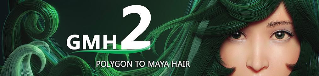Hair: Geo Maya Hair 2